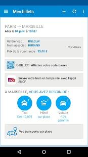 Voyages-SNCF Screenshot 4