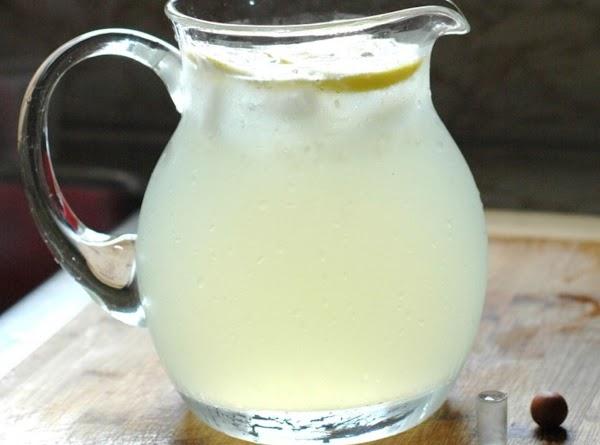Homemade Lemonade/limeade Recipe