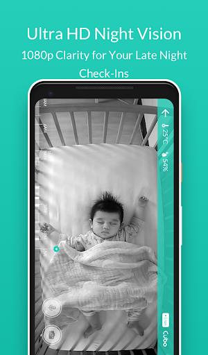 Cubo AI Smart Baby Camera 1.22.6 Screenshots 4
