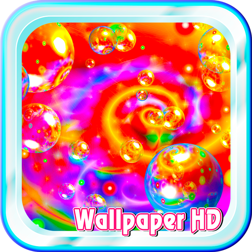Bubbles Live Wallpaper HD