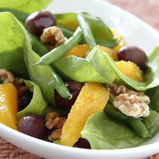 Spinach and Orange Salad