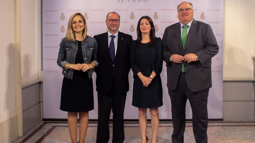 Las enmiendas a los PGE enfrentan a PSOE y PP de Almería