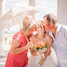 Wedding photographer Valentina Baturina (valentinalucky). Photo of 05.10.2015
