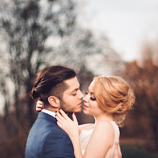Wedding photographer Anastasiya Priemskaya (Priemska). Photo of 12.11.2014