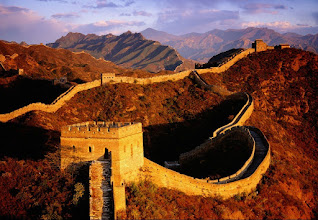 Photo: China, Jinshanling section of the Great Wall