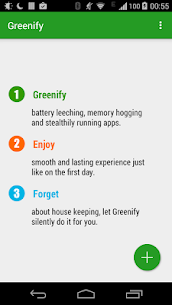 Greenify (Donation Package) Mod [DONATED] 1