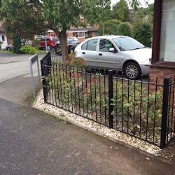 west midlands fencing service