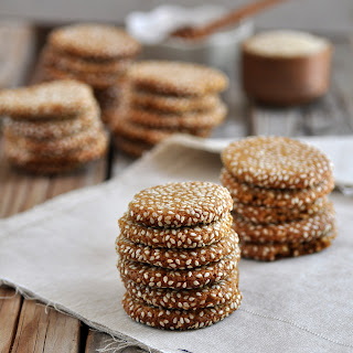 Tahini Honey Cookies Recipes