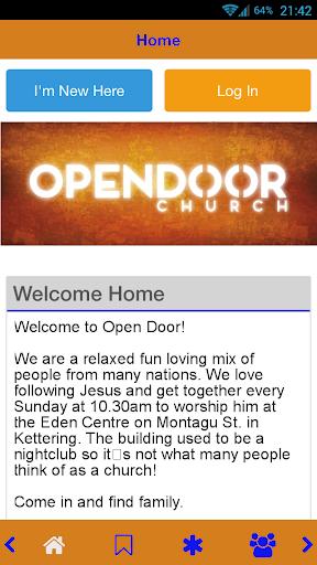 Open Doors Kettering