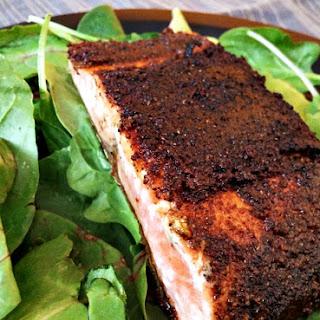Chili Blackened Salmon