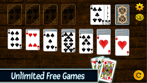 玩免費紙牌APP|下載Solitaire Spider Klondike app不用錢|硬是要APP