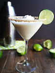 My My Key Lime Pie Martini