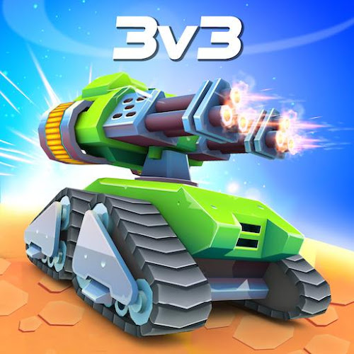 Tanks A Lot! - Realtime Multiplayer Battle Arena  (Mods) 2.60 mod