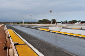 "Photo: The ""all new look for 2011"" MRP dragstrip..."