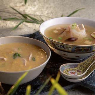 Sweet Corn Cream Style Soup Recipes