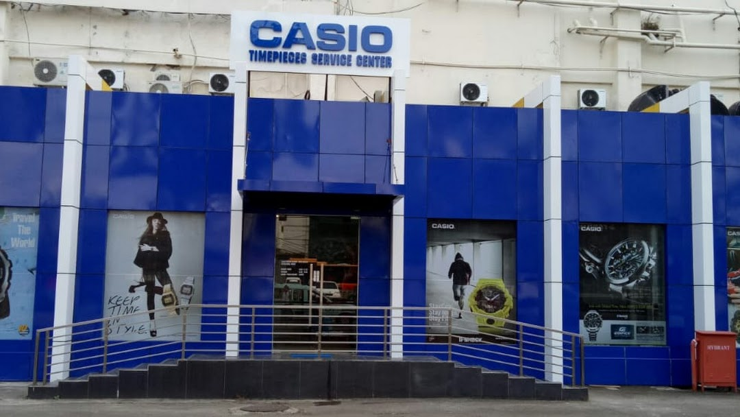 Casio Service Center - Watch Repair Service 18996e56af