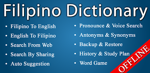 English Filipino Dictionary - Apps on Google Play