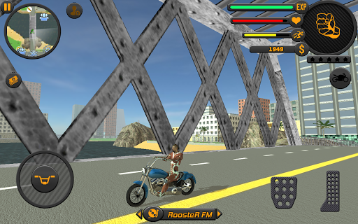 Rope Hero 3 2.1 screenshots 3
