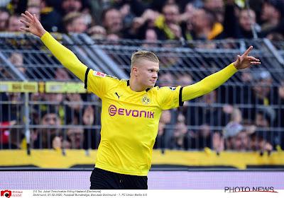 🎥 Dortmund pakt op het veld uit met ruime zege via de onvermijdelijke Haaland en naast het veld met geweldige tifo