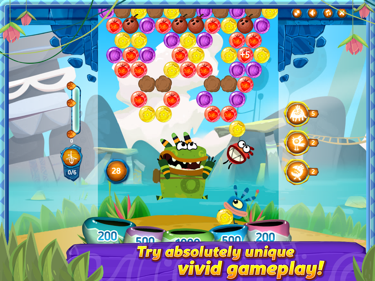 Qumi Bubbles- screenshot