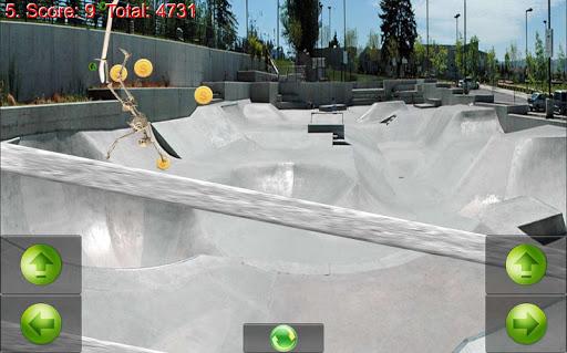 Skeleton Ragdoll, Skater 1.20 screenshots 5