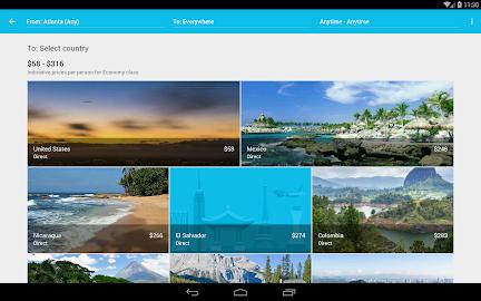 Skyscanner - All Flights Screenshot 8