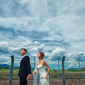 by Nalson Chong - Wedding Bride & Groom ( wedding photography, wedding, people )