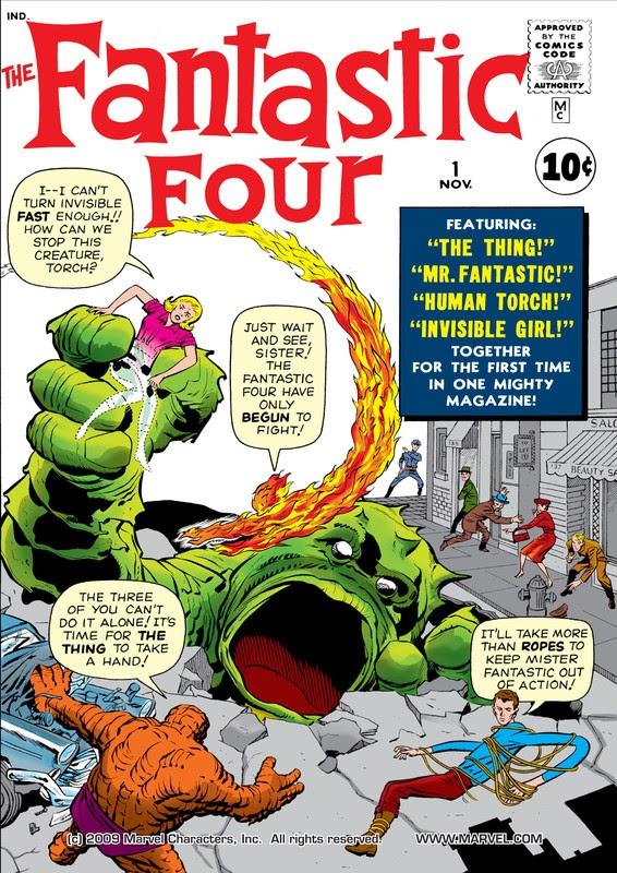 Fantastic Four (1961) - complete