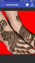 Latest Mehndi Design - screenshot thumbnail 05