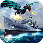 Flying Dragon Transformation Robot Battleship Game