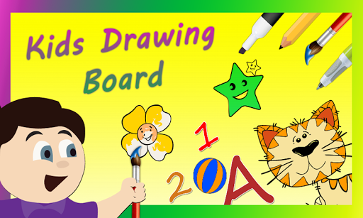Kids Drawing Board