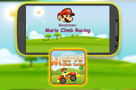 Mareio Climber Racing Screenshot