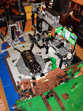 Photo: Bat Cave (part of a much larger scene)