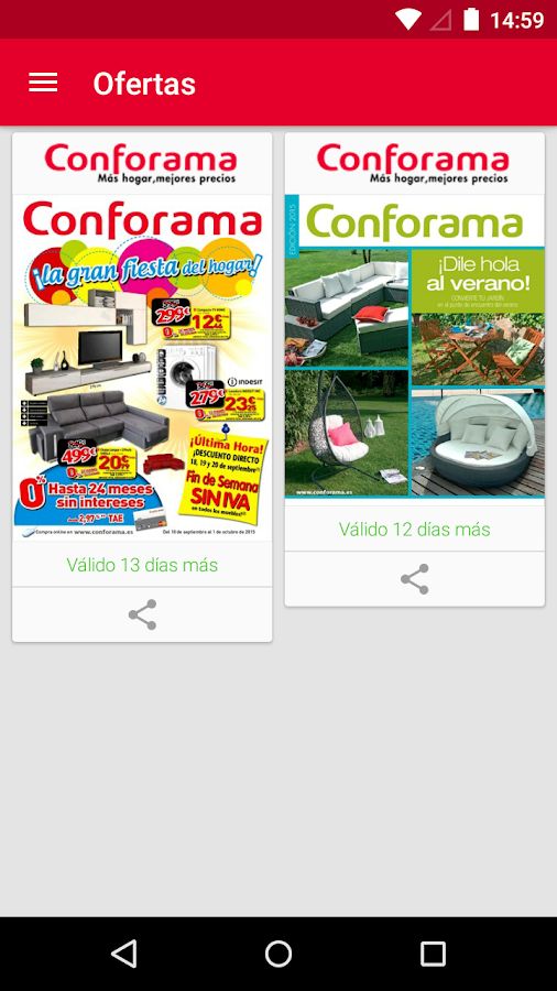 conforama catalogo soggiorni - 28 images - conforama catalogo ...