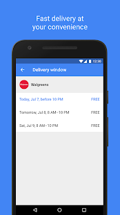 Google Express: Shopping, Deals, Fast Delivery- screenshot thumbnail