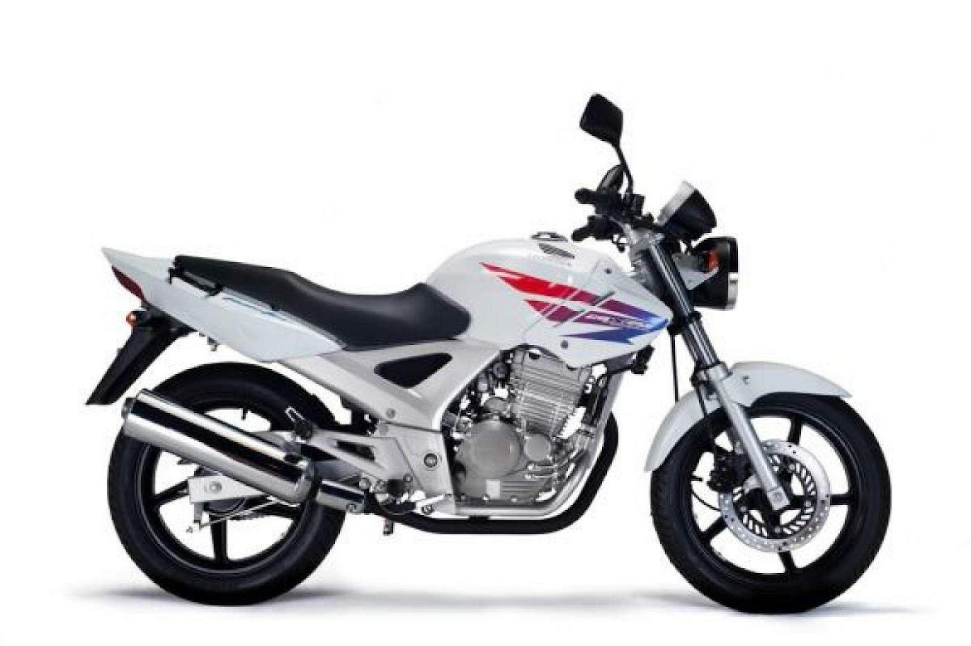 Honda CBX 250 Twister-manual-taller-despiece-mecanica