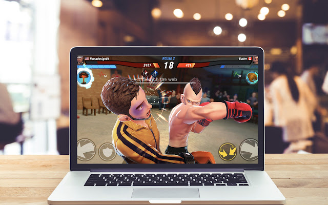 Boxing Star HD Wallpapers Game Theme