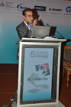 Photo: Subhasis Roy, Business Director,  Bobst India (P) Ltd.