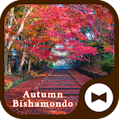 Beautiul Wallpaper Autumn Bishamondo Theme
