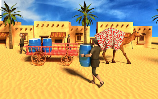 Dubai Camel Simulator 2020 - Arab Desert Transport 0.1 screenshots 2