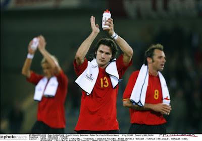 Ex-Rode Duivel Carl Hoefkens speelde nog in Gibraltar en kent de nationale ploeg redelijk goed