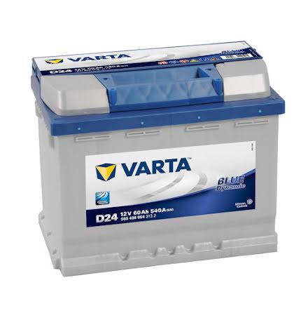 Startbatteri Varta Blue Dyn.12V/60Ah