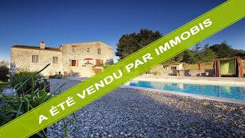 propriété à Moulès-et-Baucels (34)