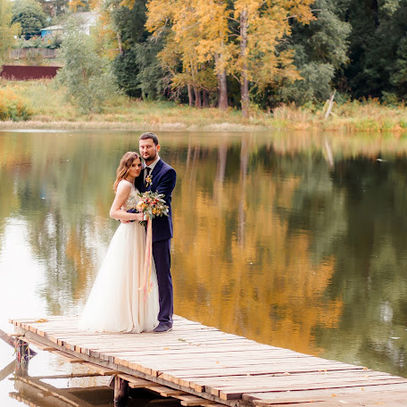 Wedding photographer Irina Filin (IrinaFilin). Photo of 18.10.2017