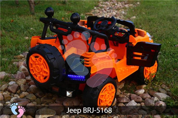 Xe oto điện cho bé Jeep BRJ-5168 12