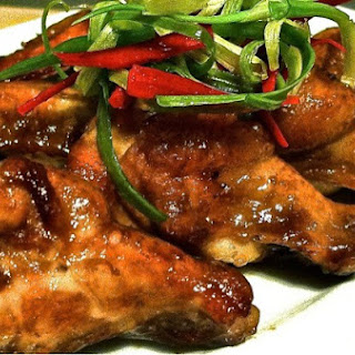 Bake Easy Chicken Wings.
