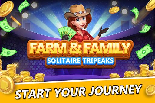 Solitaire Tripeaks: Farm and Family 0.3.0 screenshots 3