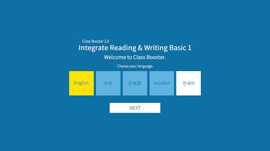 Integrate Reading & Writing Basic 1 - náhled