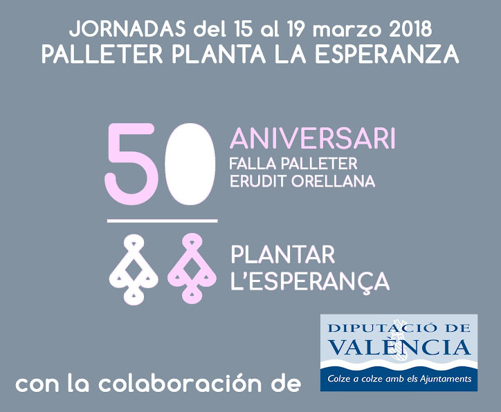 "Jornadas ""Plantar l´Esperança"" de Palleter - Erudito Orellana"