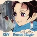 Kimetsu no Yaiba Wallpaper Offline HD Plus icon